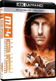 Mission Impossible Ghost Protocol 4k Blu Ray Release Date July 18 2018 Mission Impossible Protocollo Fantasma Italy