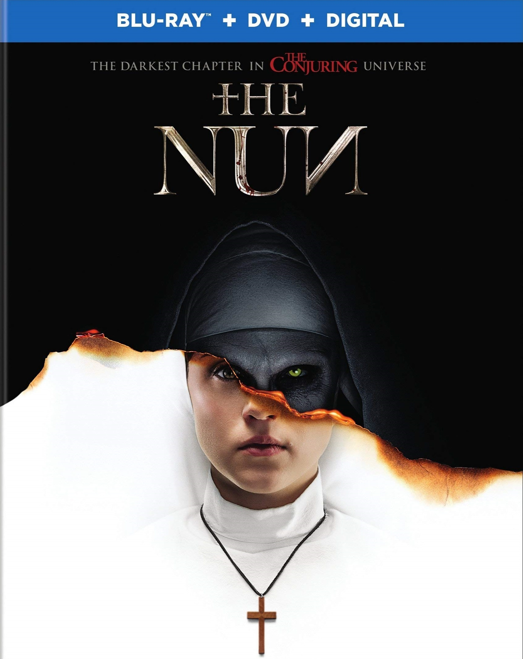 The Nun (Blu-ray)(Region Free)