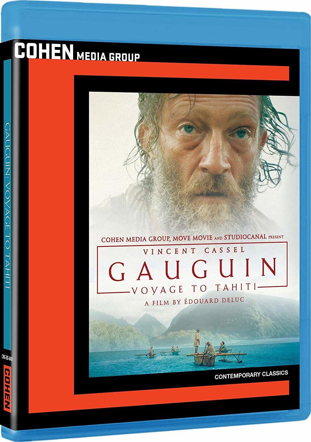 Gauguin: Voyage to Tahiti (Blu-ray)(Region A)