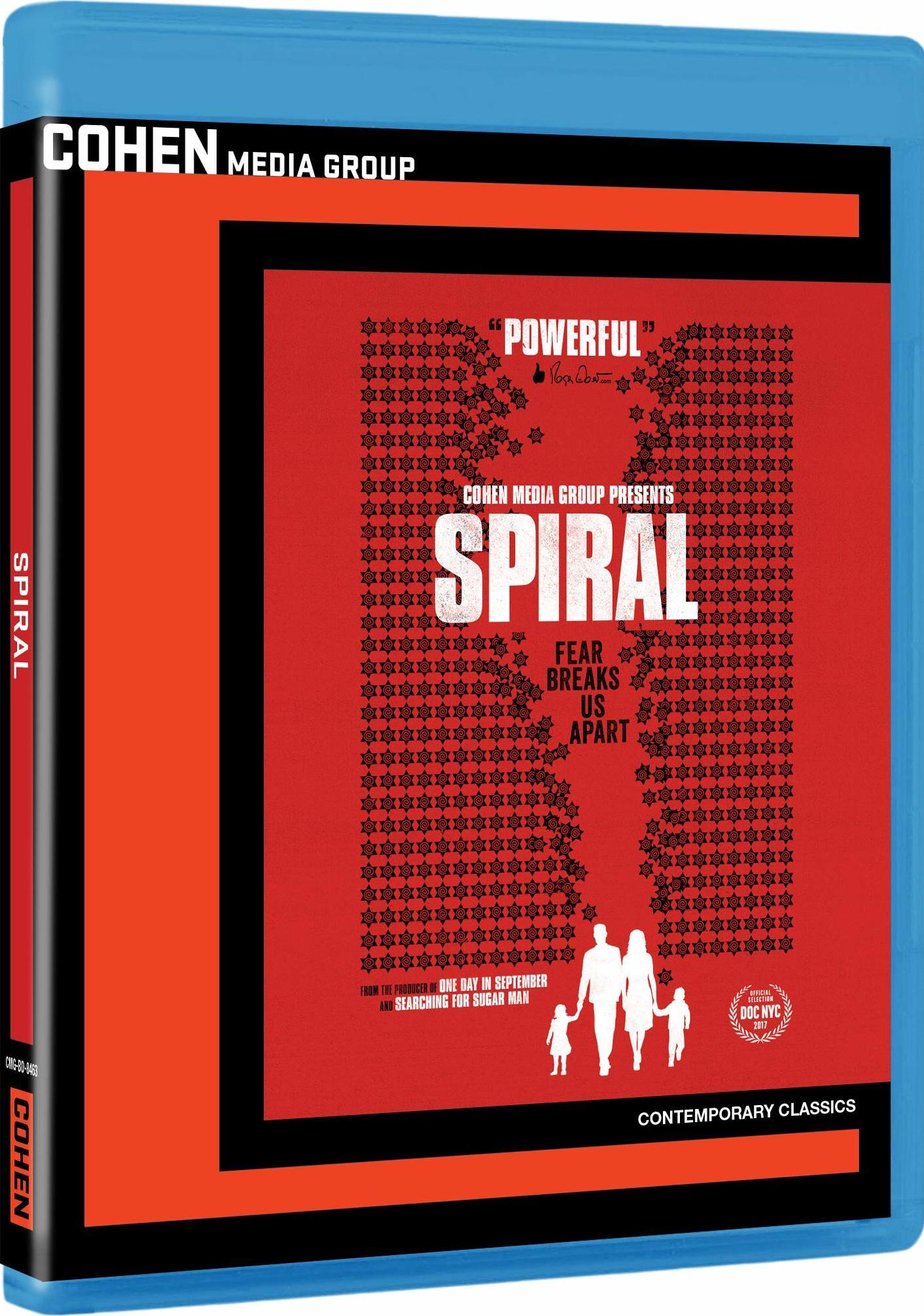 Spiral (Blu-ray)(Region A)