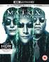 The Matrix Trilogy 4K (Blu-ray)