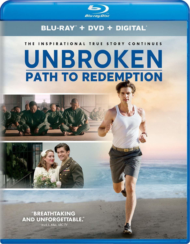 Unbroken: Path to Redemption (Blu-ray)(Region A)
