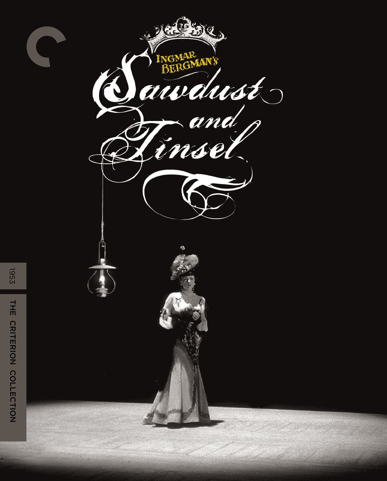 Sawdust and Tinsel (Gycklarnas afton)(The Criterion Collection)(Blu-ray)(Region A)