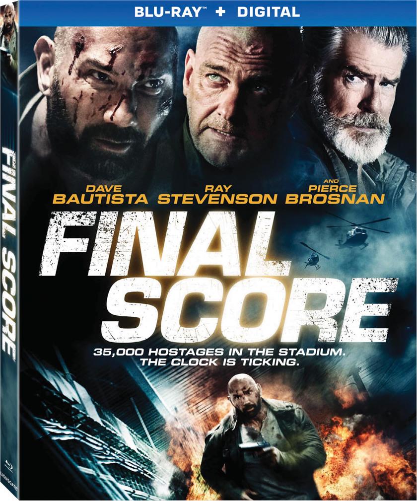 Final Score (Blu-ray)(Region A)