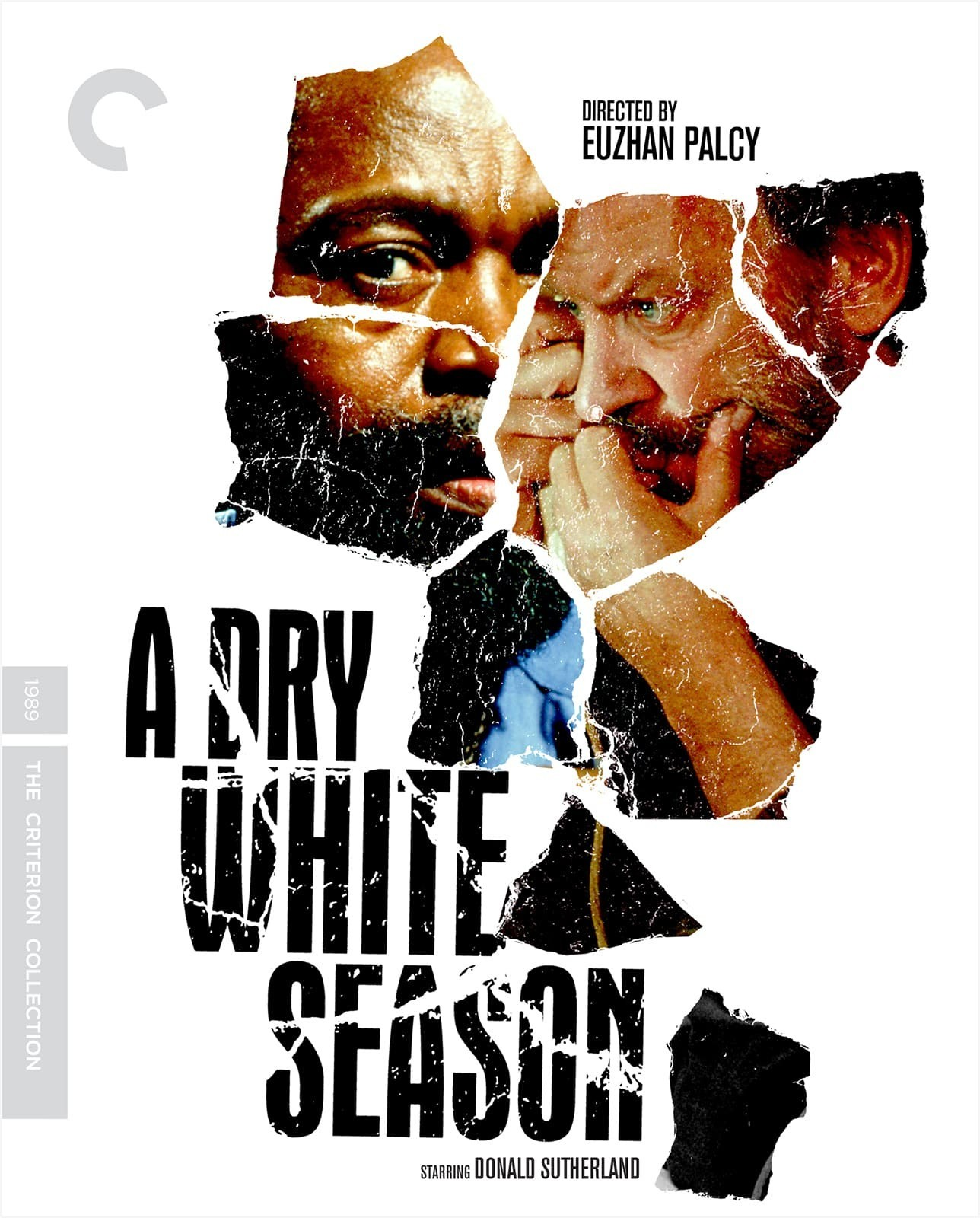 A Dry White Season (The Criterion Collection)(Blu-ray)(Region A)