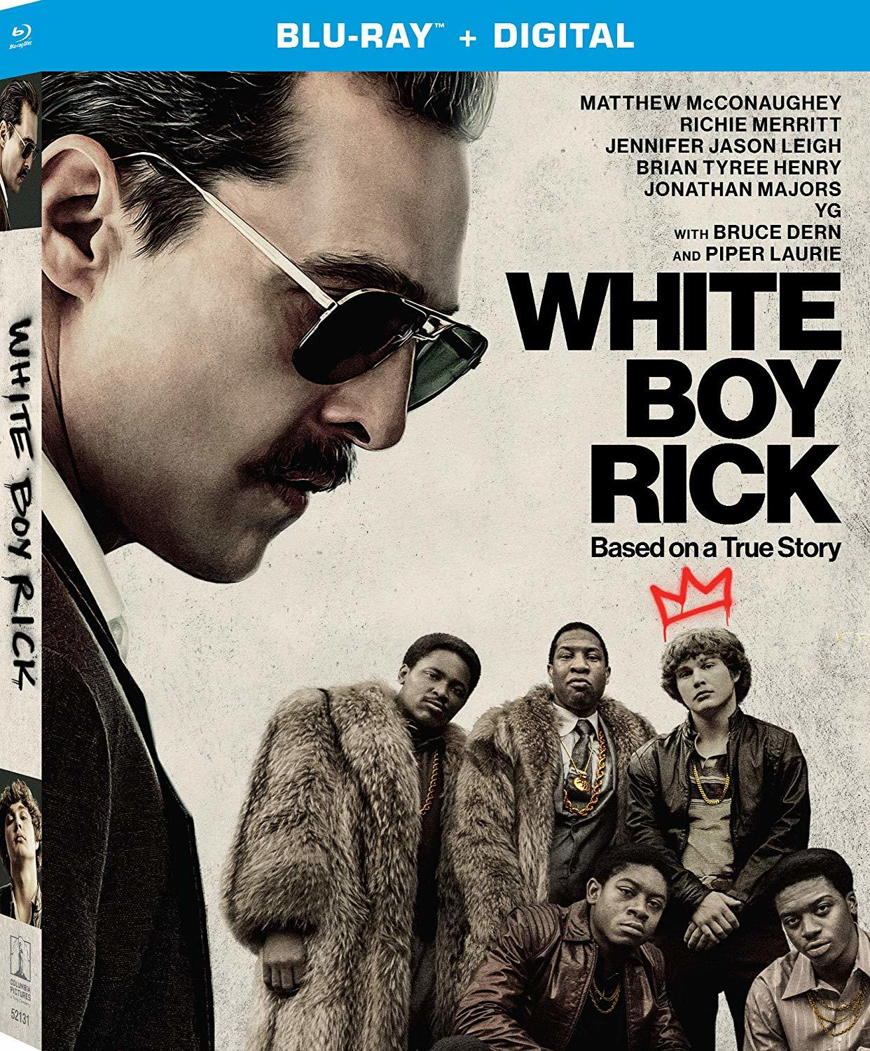 White Boy Rick (Blu-ray)(Region A)