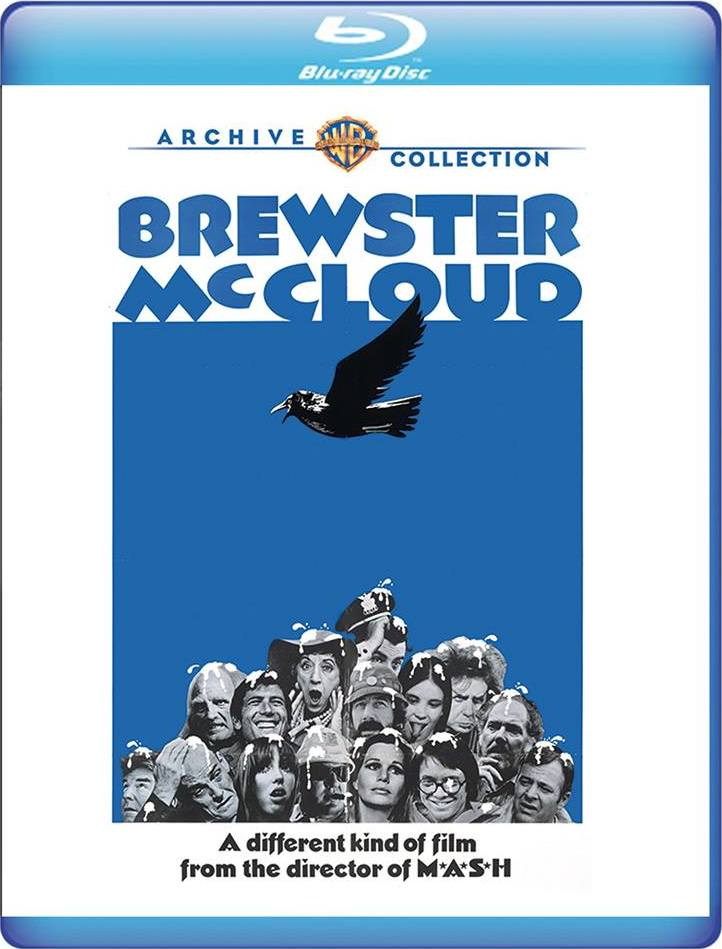 Brewster McCloud (Warner Archive Collection)(Blu-ray)(Region Free)