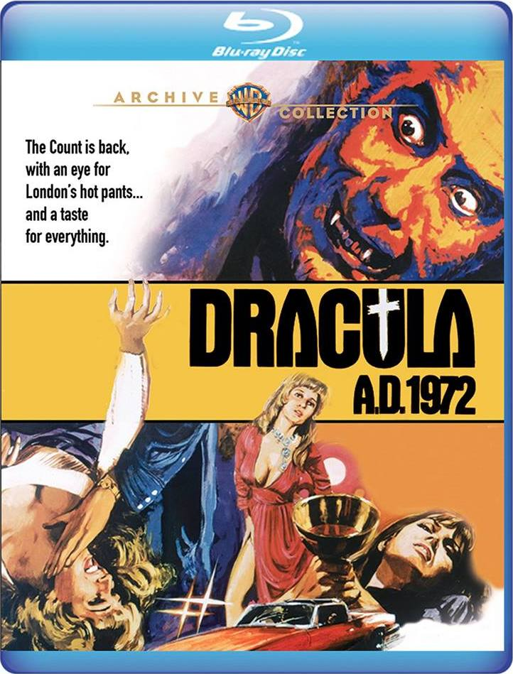 Dracula A.D. 1972 (Warner Archive Collection)(Blu-ray)(Region Free)