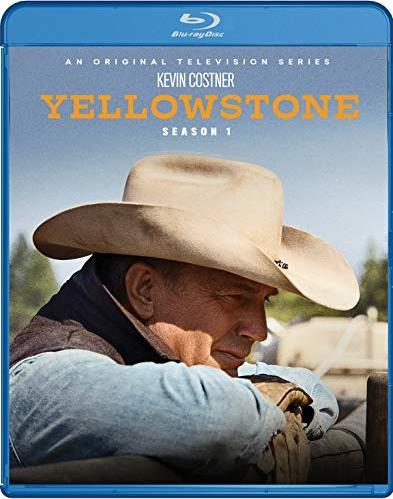 Yellowstone: Season One (Blu-ray)(Region A)