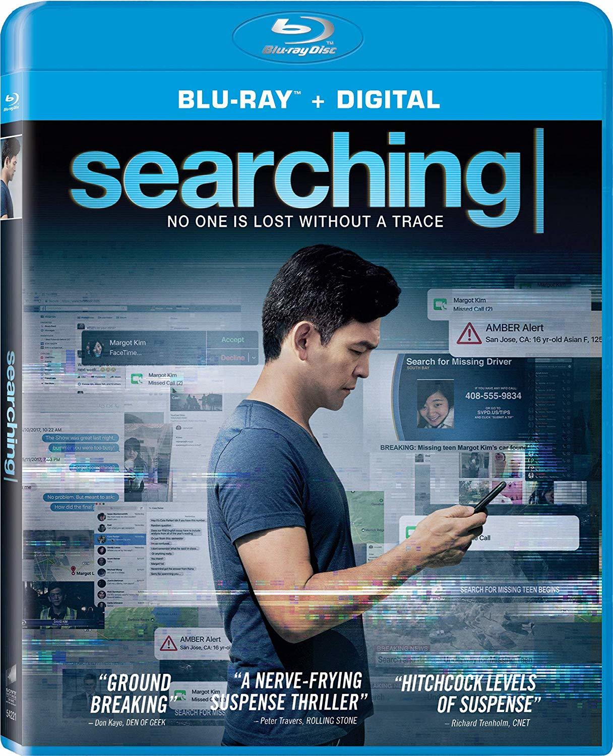 Searching (Blu-ray)(Region A)