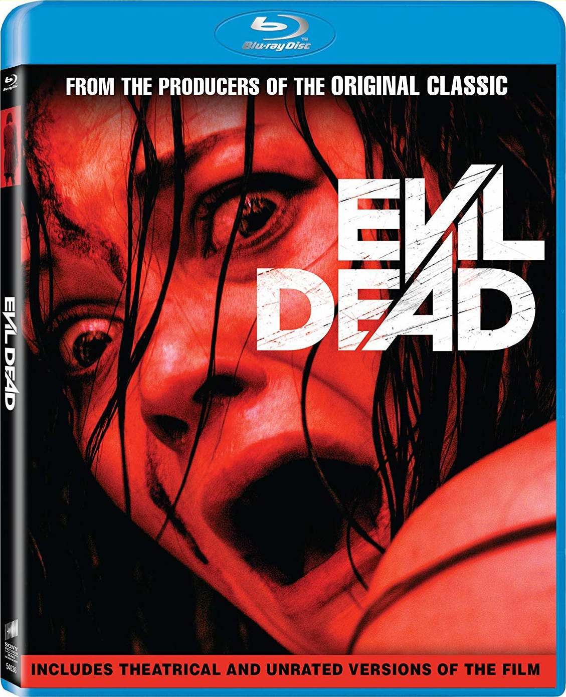 Evil Dead (Unrated)(Blu-ray)(Region A)