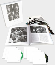 The Beatles Blu-ray: Blu-ray Audio | Limited 50th