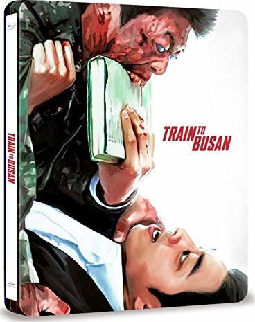 Train to Busan (Steelbook)(Blu-ray)(Region A)