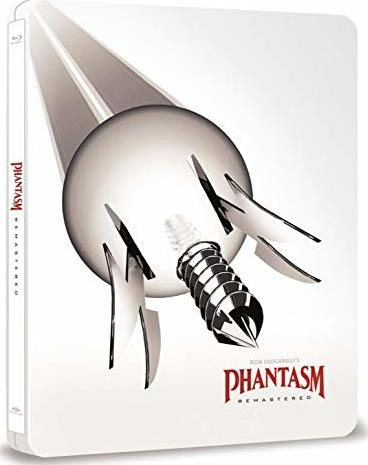 Phantasm (Steelbook)(Blu-ray)(Region A)