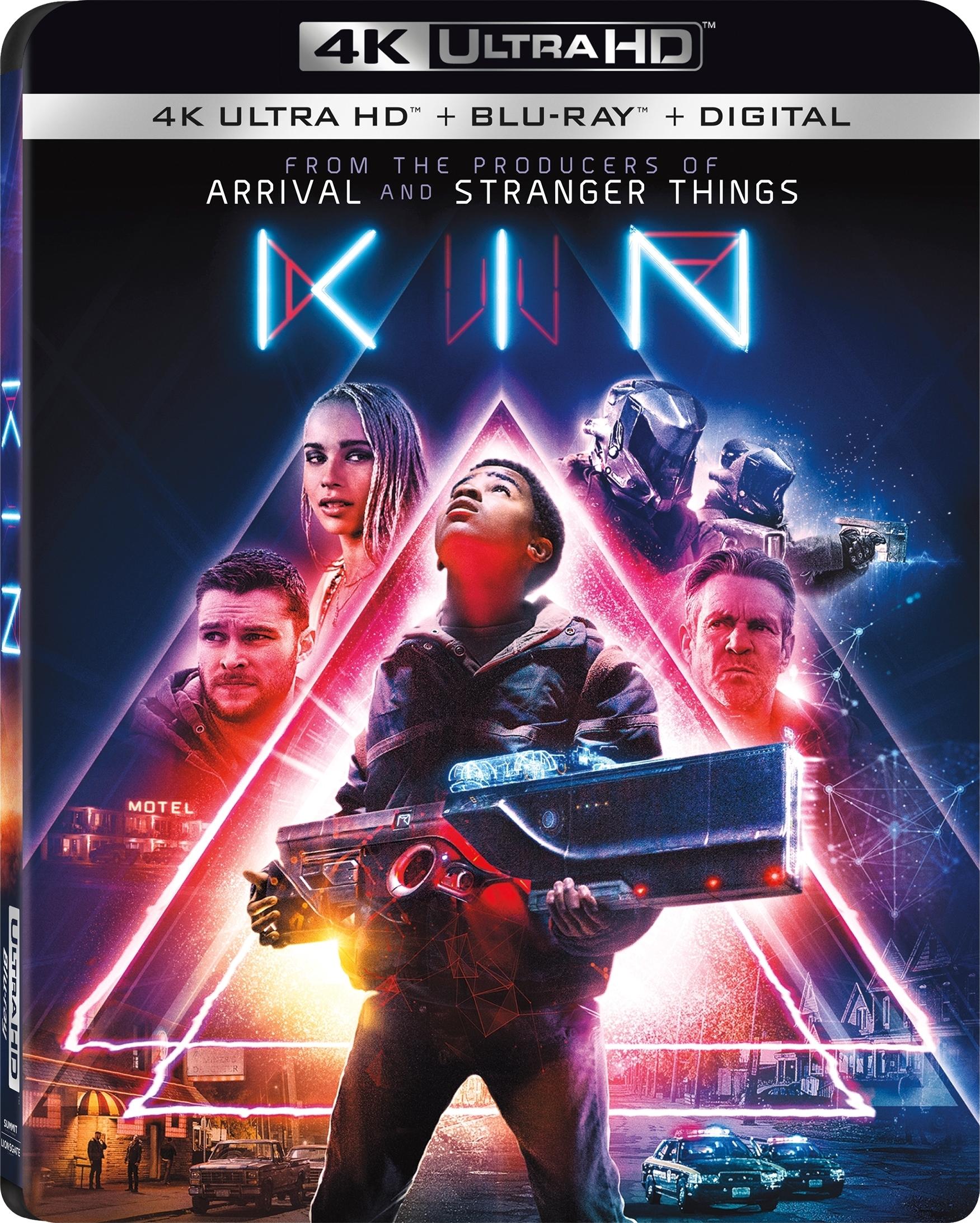 Kin 4K (2018) Ultra HD Blu-ray