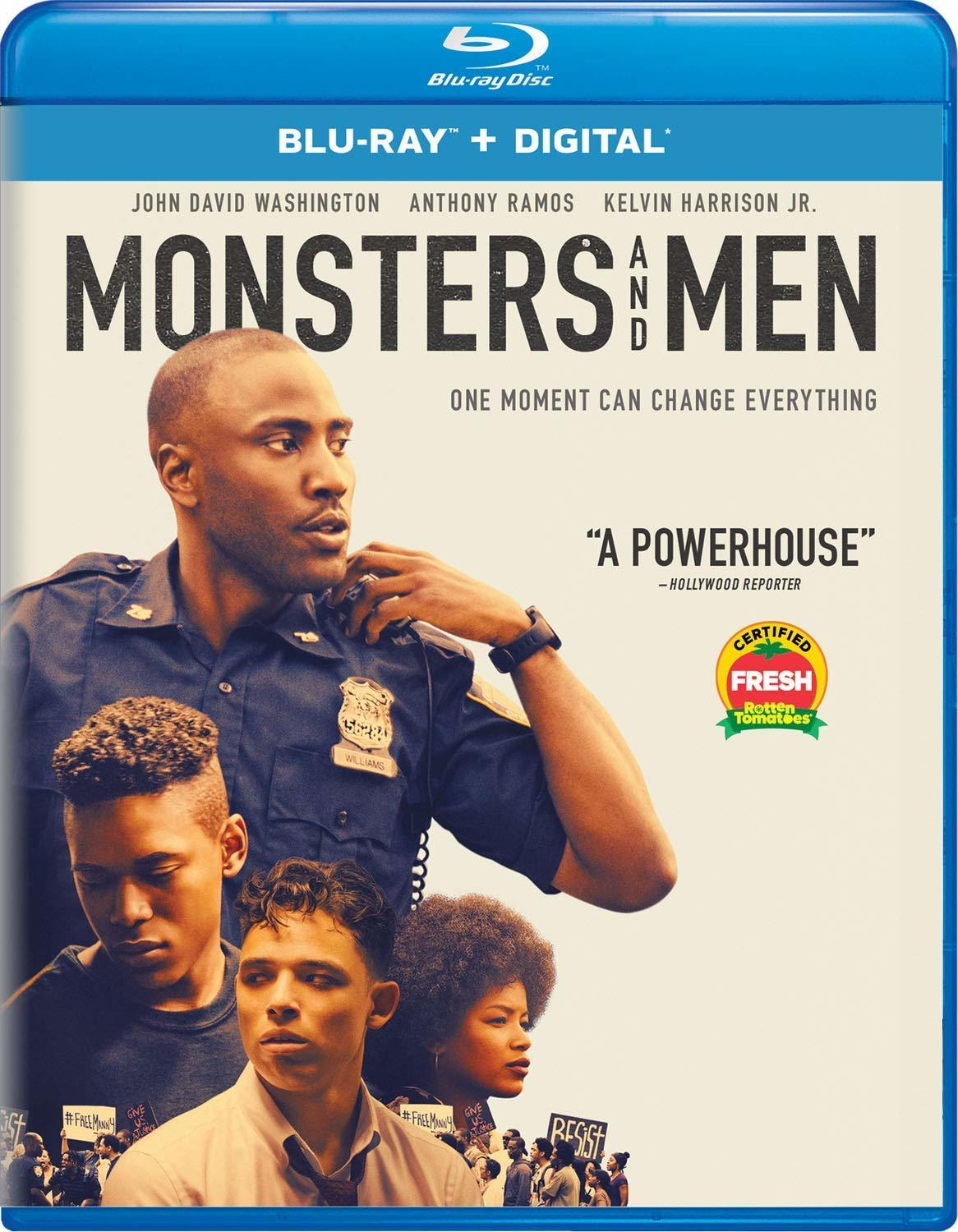 Monsters and Men (Blu-ray)(Region A)