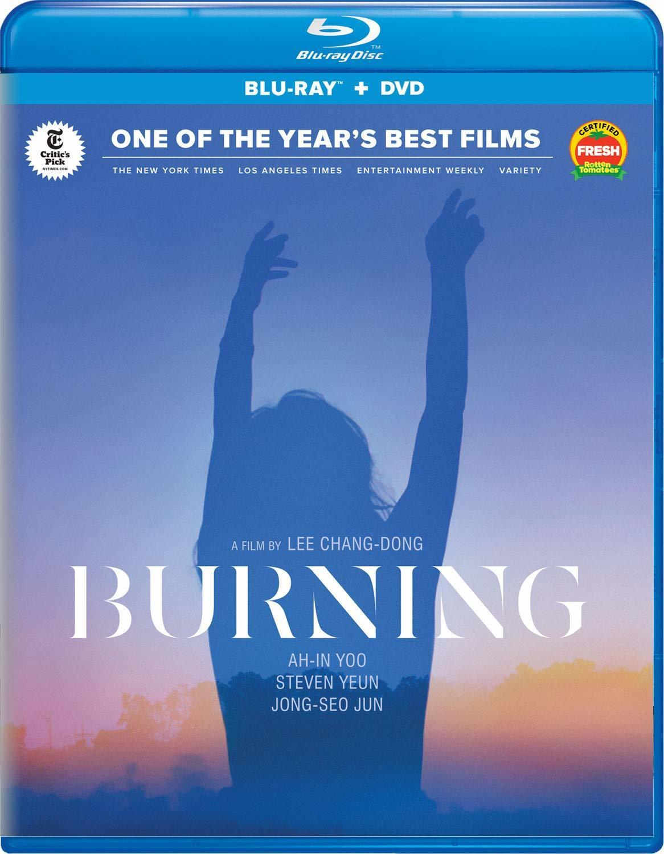 Burning (Blu-ray)(Region Free)