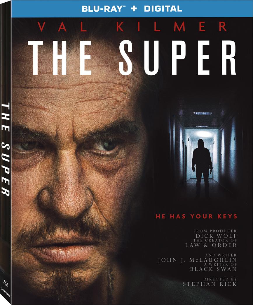 The Super (Blu-ray)(Region A)