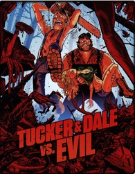Tucker & Dale vs  Evil Steelbook (In Store Only) (Walmart