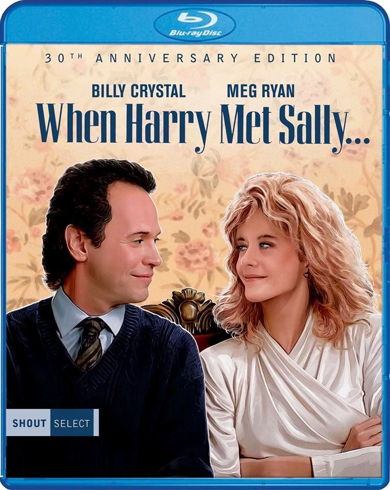 When Harry Met Sally (30th Anniversary Edition)(Blu-ray)(Region A)