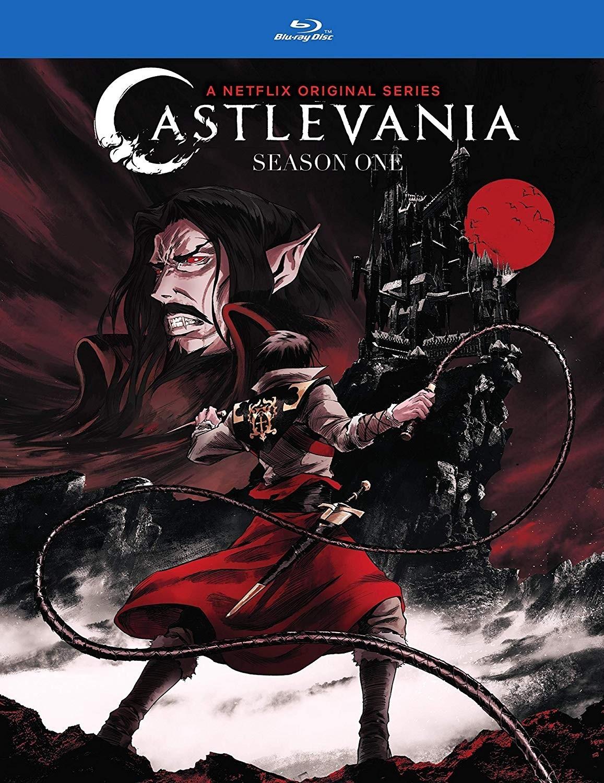 Castlevania: Season 1 (Blu-ray)(Region A)