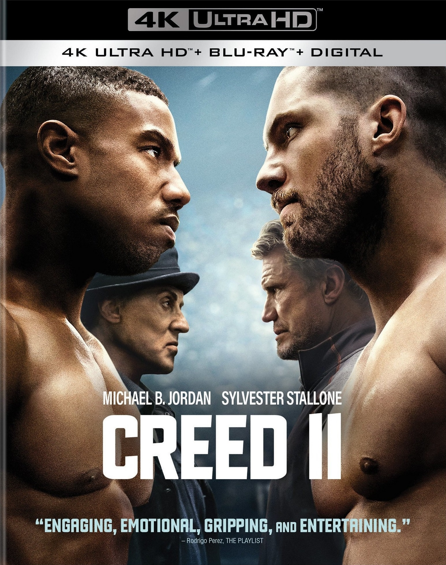 Creed 2 (4K Ultra HD Blu-ray)(Pre-order / Mar 5)