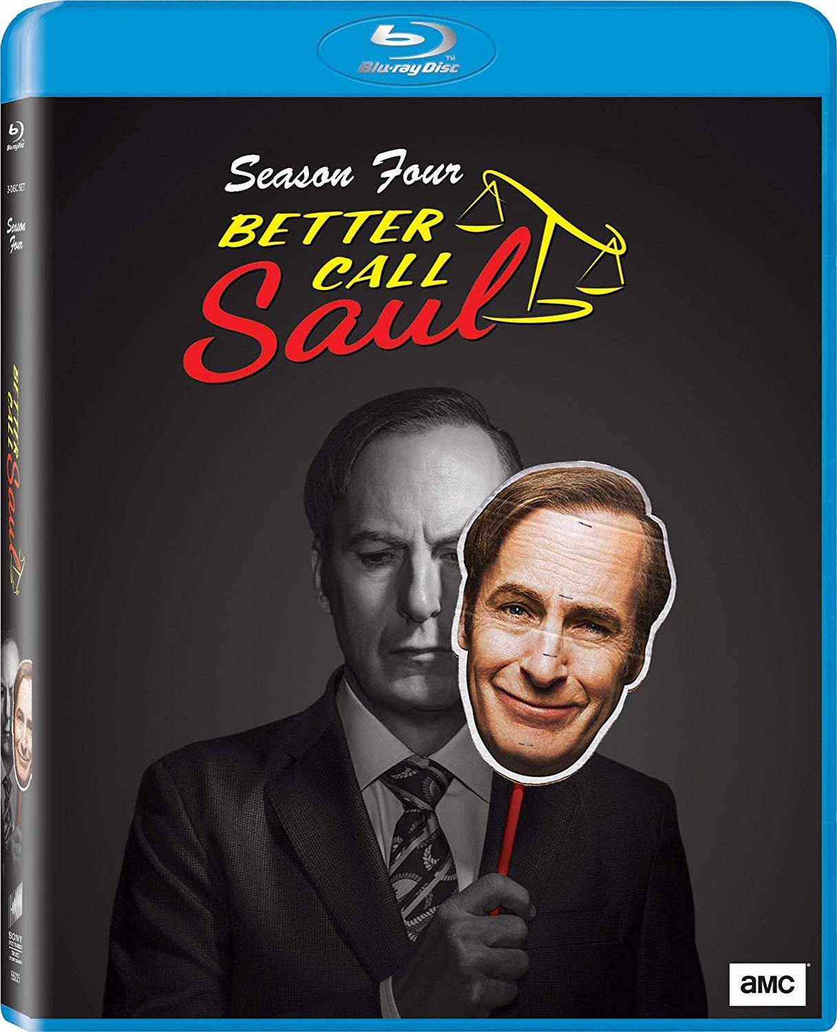 Better Call Saul: Season Four (Blu-ray)(Region Free)