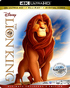 The Lion King 4K (Blu-ray)