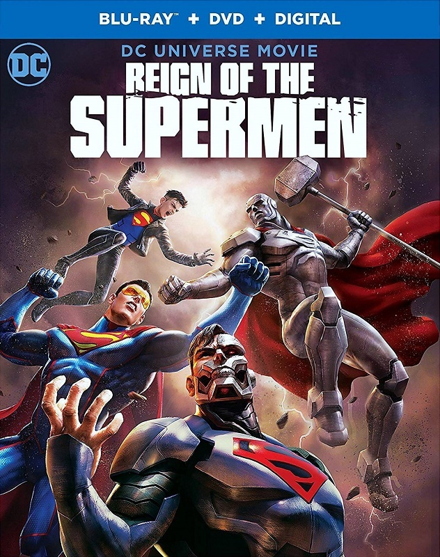 Reign of the Supermen (Blu-ray)(Region Free)