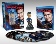 Ash vs Evil Dead: The Complete Collection (Blu-ray) Temporary cover art
