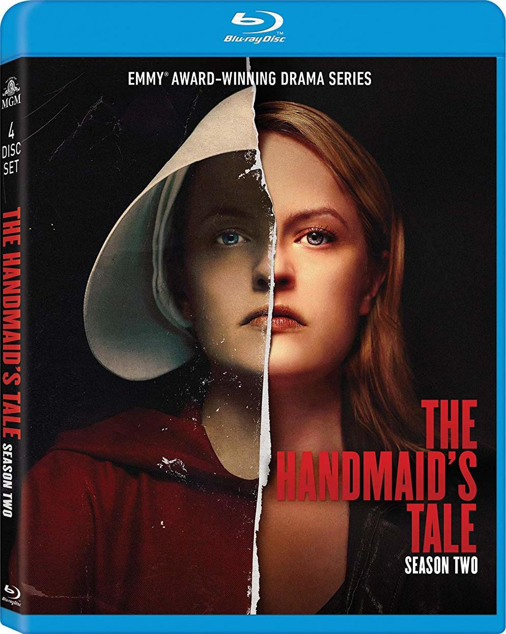 The Handmaid's Tale: Season Two (Blu-ray)(Region A)