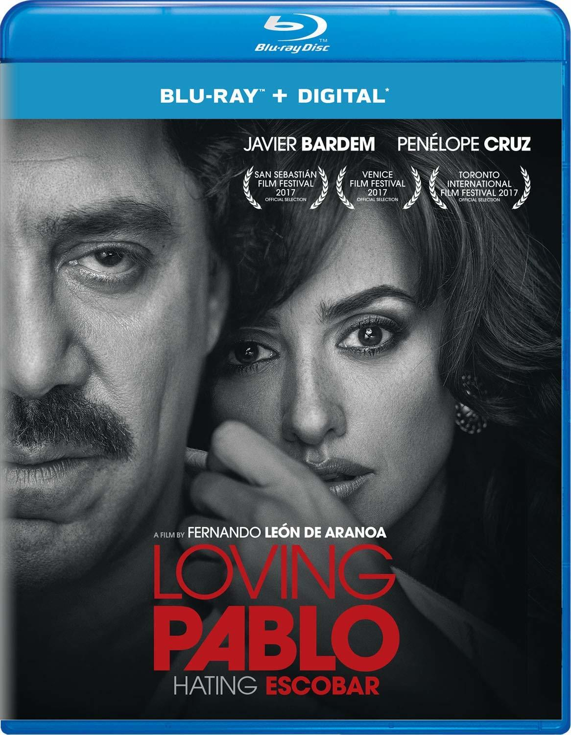Loving Pablo (Blu-ray)(Region A)