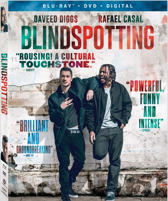 Blindspotting (Blu-ray)(Region A)