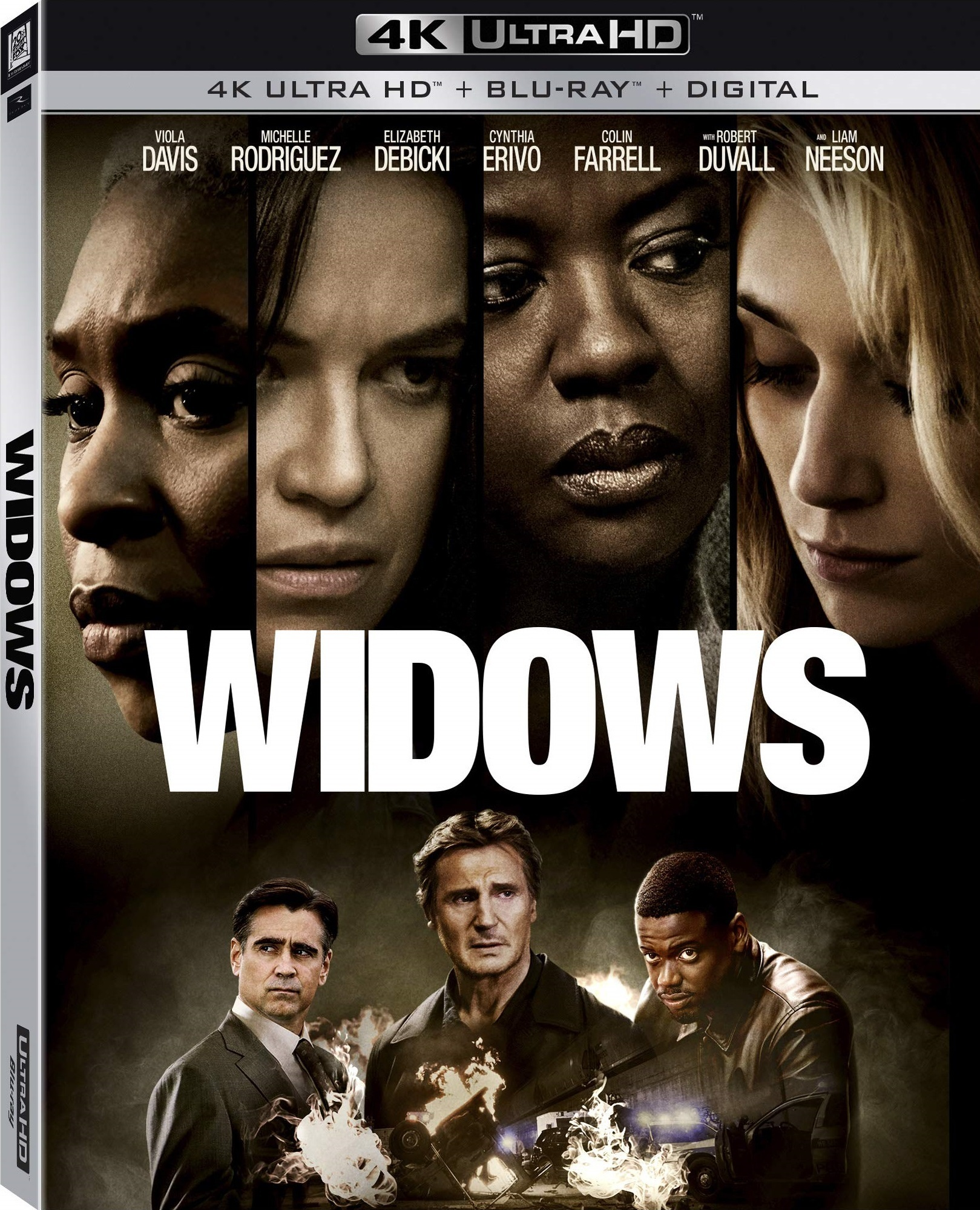 Widows (4K Ultra HD Blu-ray)(Pre-order / TBA)