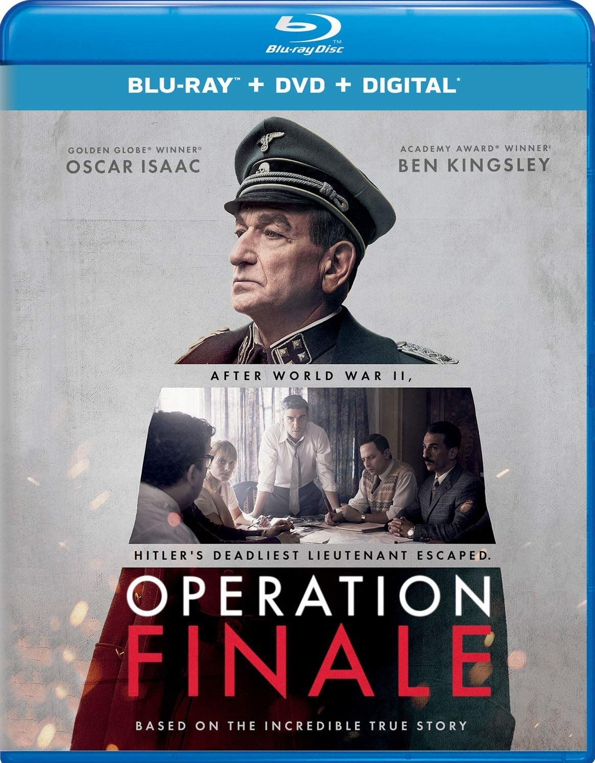 Operation Finale (Blu-ray)(Region A)