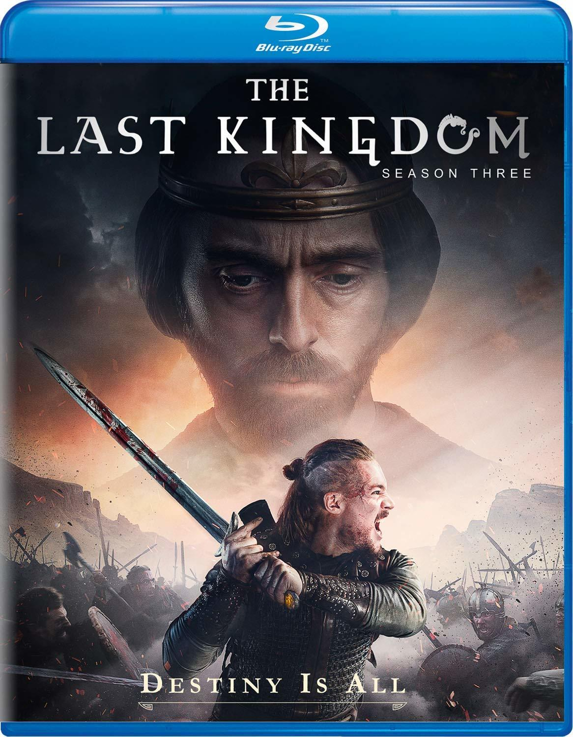 The Last Kingdom: Season Three (Blu-ray)(Region A)