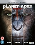 Planet of the Apes Trilogy 4K (Blu-ray)