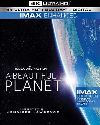 A Beautiful Planet 4K (2018) Ultra HD Blu-ray