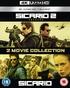 Sicario: 2 Movie Collection 4K (Blu-ray)
