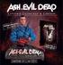 Ash vs Evil Dead: Season 1 + 2 (Blu-ray)