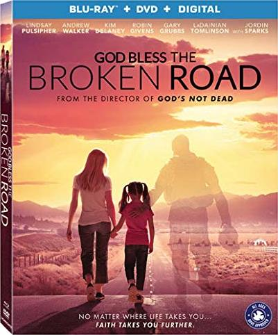 God Bless the Broken Road (Blu-ray)(Region A)