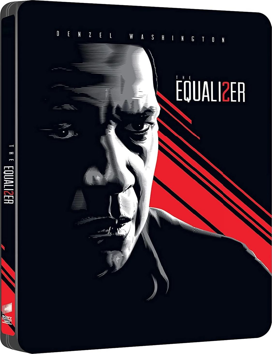 The Equalizer 2 4K (SteelBook)(2018) Ultra HD Blu-ray