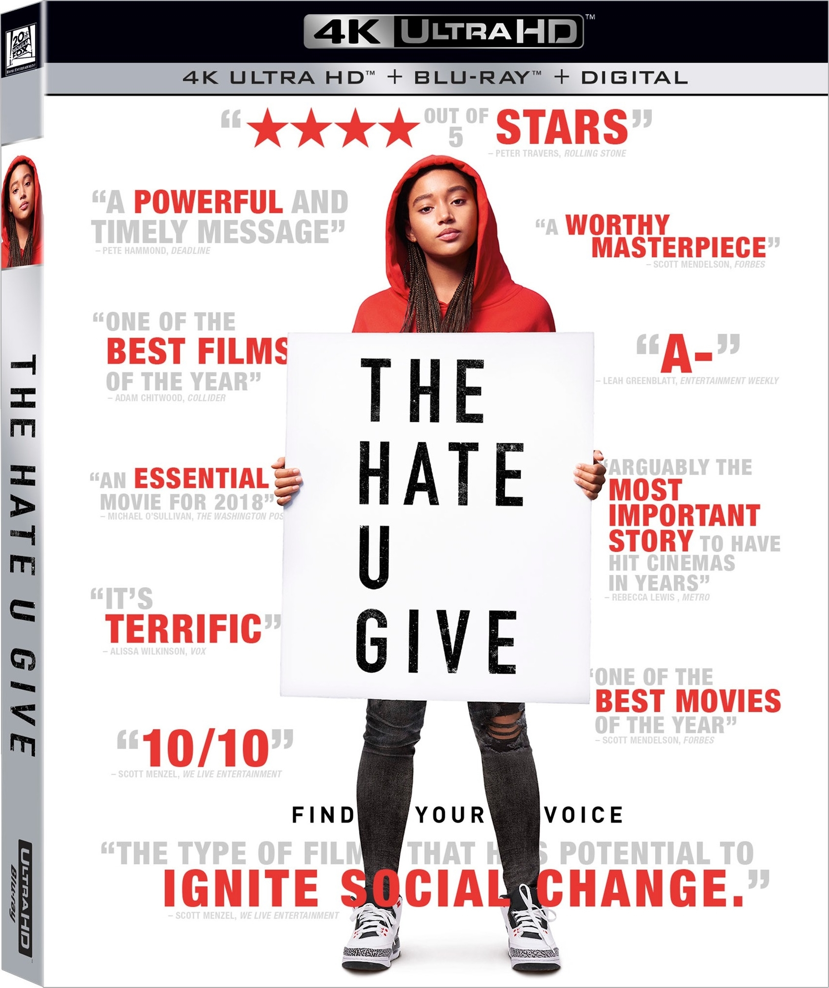The Hate U Give (2018) 4K Ultra HD