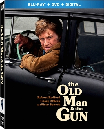 The Old Man & the Gun (Blu-ray)(Region Free)