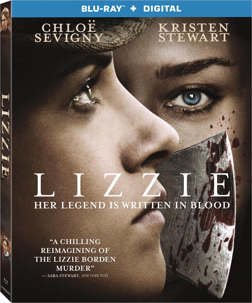 Lizzie (Blu-ray)(Region A)