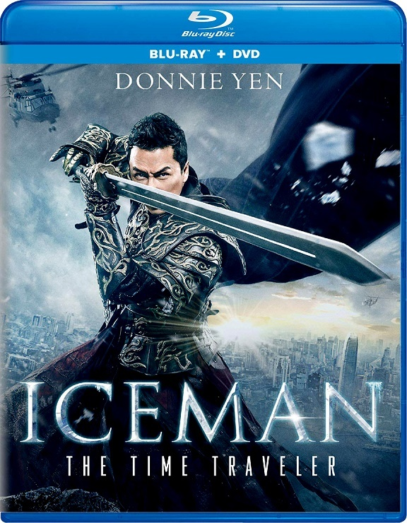 Iceman: The Time Traveler (Blu-ray)(Region Free)