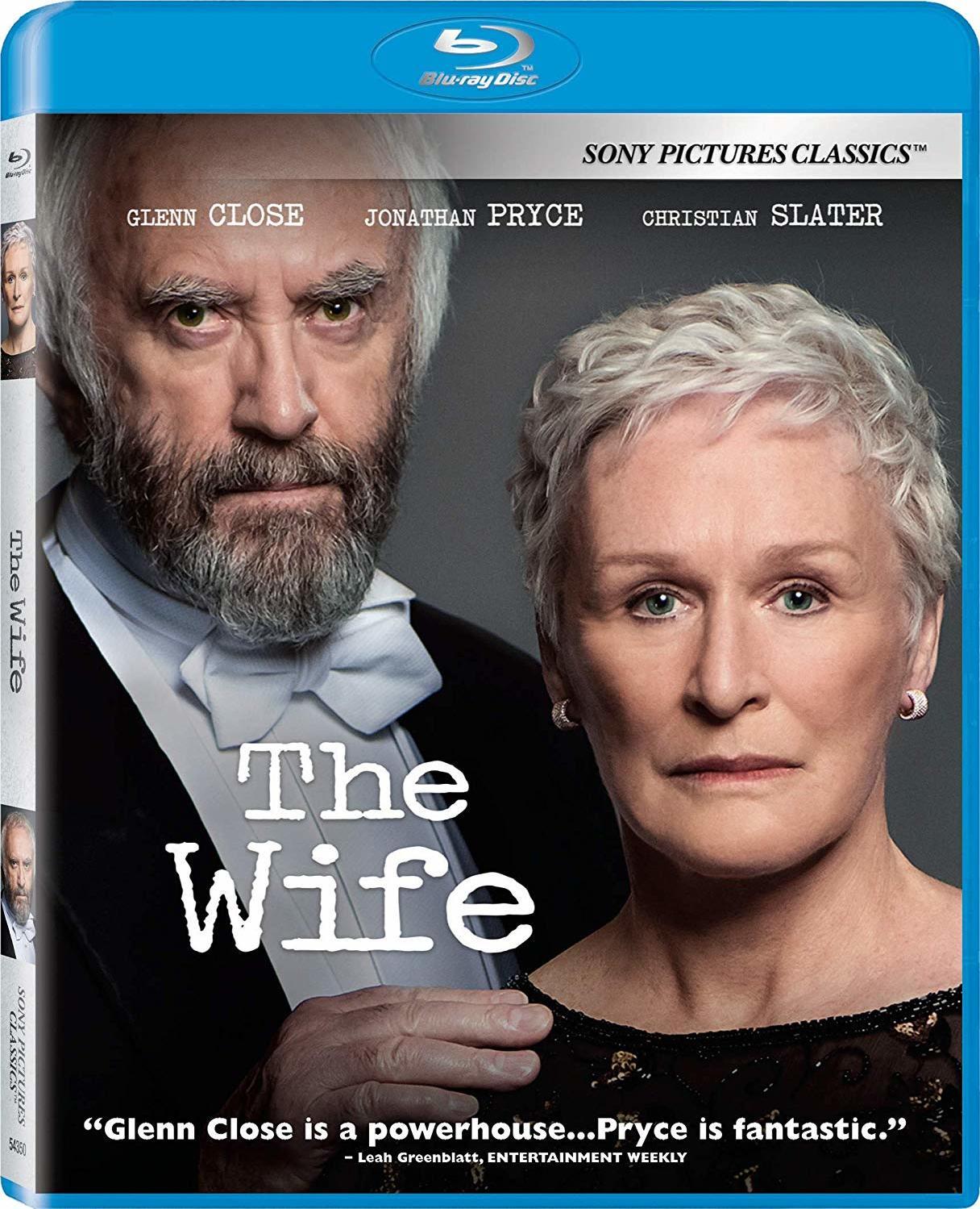 The Wife (Blu-ray)(Region A)(Pre-order / Jan 22)