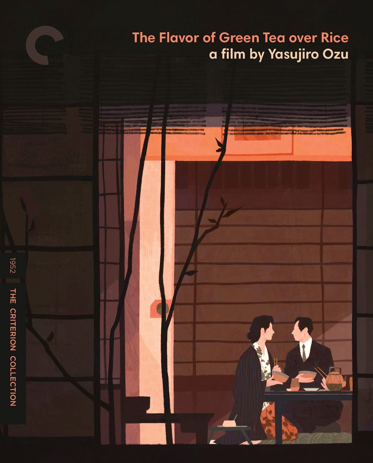 The Flavor of Green Tea over Rice (The Criterion Collection)(Blu-ray)(Region A)(Pre-order / Aug 27)