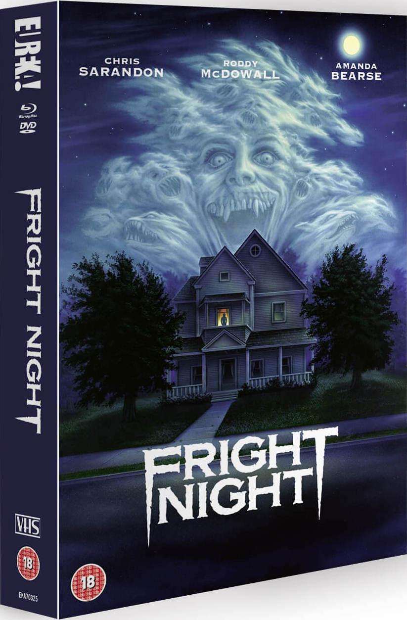 Fright Night Retro VHS Limited Edition Blu-ray