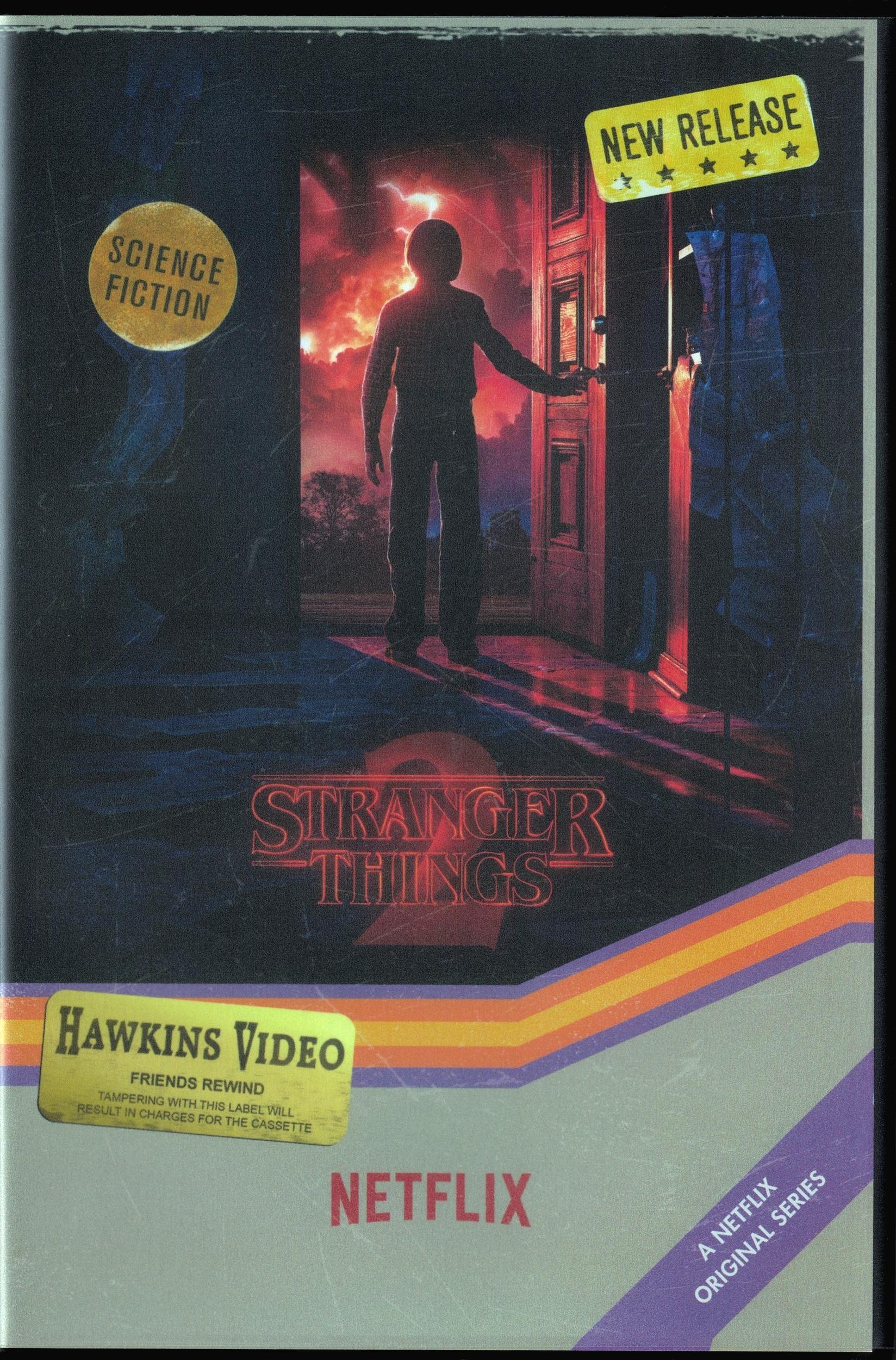 Stranger Things: Season 2 (Collectors Edition)(2017) 4K Ultra HD Blu-ray